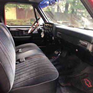 Chevy K10 4x4