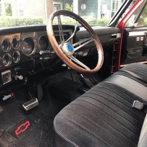 Chevy K10 4x4 fra 1983