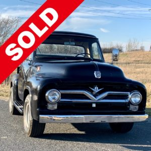1955 Ford F100 SOLD