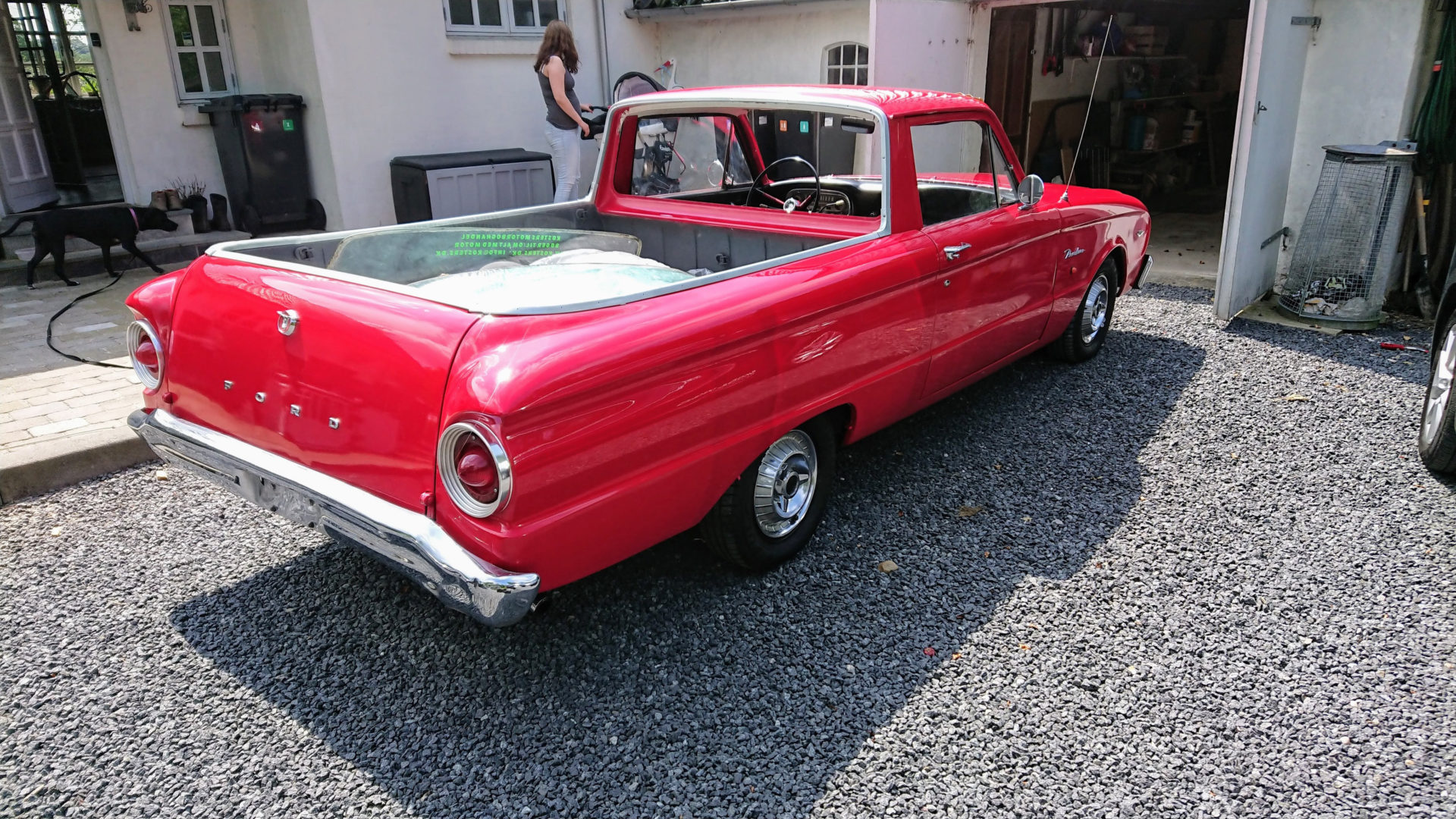 1963 Ford Falcon Ranchero